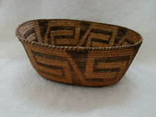 New ListingVery Nice Old Pima Basket-Nr!
