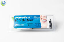 Prime-Dent Dental Light Cure Orthodontic Resin Adhesive LC Ortho Bond Paste Kit