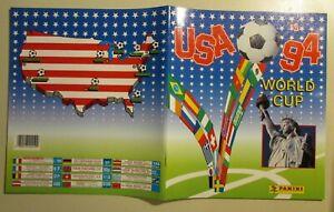 Panini World Cup 94 USA 1994 Empty Sticker album Mint condition International Ed