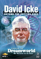 UFO CENTRAL HOME VIDEO DU696D DAVID ICKE-BEYOND THE CUTTING EDGE (DVD) (3DISCS)