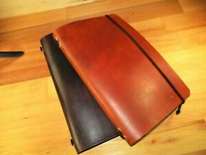 Traveler's Notebook A5 Custom Leather Journal Diary , book cover. book included.