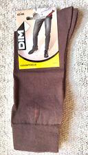 Chaussettes DIM 43-46 Marron