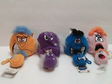 Bleepers Silly Slammers Lot  Working Tags 90's Toy Keychains