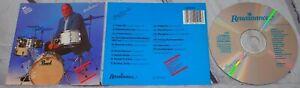 Tony Crombie And Friends 1949-1989 CD Album 1989 Renaissance Rare UK Jazz
