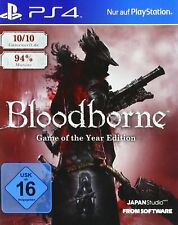 PS4 - Bloodborne - Game of the Year Edition - (NEU & OVP)