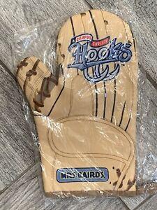 New Corpus Christi Hooks AA Astros Baseball Glove Potholder SGA Free Ship!