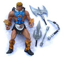 Masters of the Universe 200x Figurine Martial Arts He-Man complete Motu Mattel
