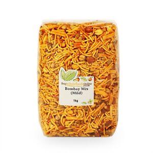 Bombay Mix (Mild) 1kg   Buy Whole Foods Online   Free UK Mainland P&P