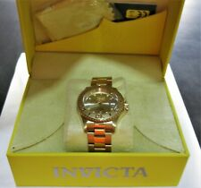 Invicta Men's 9010OB 'Pro Diver' Automatic Gold-Tone Stainless Steel Wristwatch