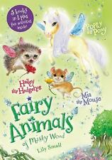 Mia the Mouse, Poppy the Pony, and Hailey the Hedgehog 3-Book Bindup: 3 Books in