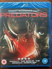 Predators Blu-ray 2010 DVD Region 2