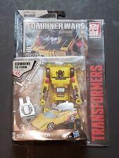 Sunstreaker- Transformers- Combiner Wars- New