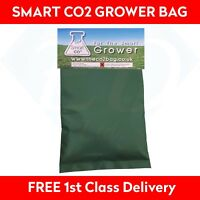 Smart Organic CO2 Generator Bags Hydroponic Grow Area (5 - 15) metres Squared