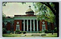 Columbus GA, Muscogee County Courthouse, Chrome Georgia Postcard