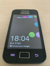 Samsung Galaxy Ace GT-S5830 -Onyx Black (Unlocked)Smartphone,Very good condition