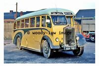 pu0237 - Don Smith Coach Bus - KUP 799 at Murton Depot - photograph 6x4