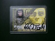 PLANET OF THE APES NATALIE TRUNDY AS LISA (A2) AUTOGRAPH CARD