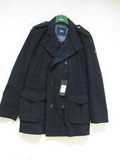 HUGO BOSS Men's Black Pea style  Winter Coat - size 44 / 54