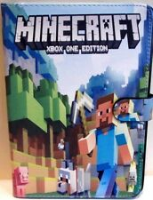 Minecraft (xbox one edition)  Tablet Wallet Case For  Ipad 2,3 and 4