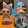 Rare 3x Lil Pet Lol Surprise Makeover Series Fuzzy Pets Eau De Splatters dolls