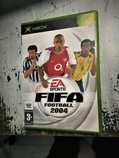 FIFA Football 2004 - Xbox 1 Pal - GOOD