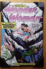RARE DC Comics Wonder Woman 118 Comic Book Cover Wooden Wall Art 13x19 Piece New