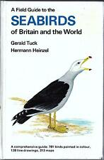 SEABIRDS of Britain and the World by Gerald Tuck (Hardcover, 1980)