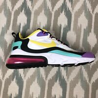 Nike Air Max 270 React Geometric Abstract Men's Running Shoes Sneakers Size 11.5