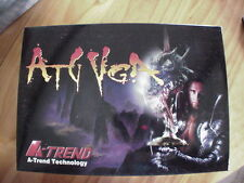 New In Box A-TREND TECHNOLOGY, 32MB S3 SAVAGE 4 VGA 3970A-56L AGP2 CARD