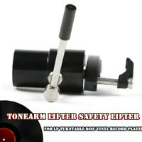 Manual Tonearm Lifter Safety Raiser Fit for LP Turntable Disc protect stylus NEW
