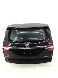 2018-2020 BUICK ENCLAVE LIFTGATE TRUNK LID SHELL W/ CAMERA BLACK CHERRY (409B)