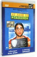 DVD MY NAME IS TANINO 2003 Commedia Corrado Fortuna