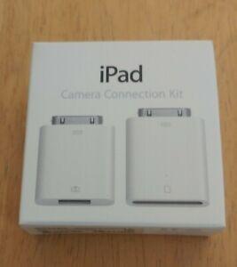iPad camera connection kit: MC531ZM/A (A1362 + A1358)
