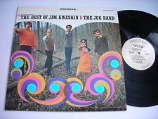 The Best of Jim Kweskin & the Jug Band 1968 Stereo LP VG++