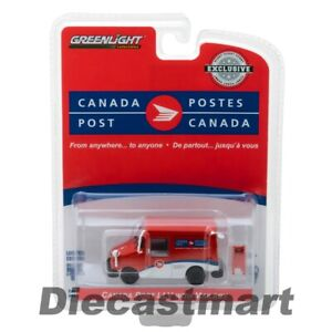 Greenlight 1:64 Canada Post LLV Long-Life Delivery Vehicle 29889 w/Mailbox Red