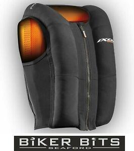 IXON AIRBAG U03 Electronic Inner Crash Vest for Road Motorbike & Track Days