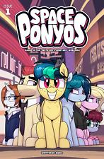 Space Ponyos Issue #1