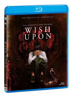 Wish Upon - Blu Ray Nuovo Sigillato