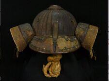 Antique Japanese Samurai Kabuto Helmet not Sword Circa 1800/50