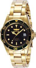 Invicta Pro Diver Gold Tone Mens Watch 8936