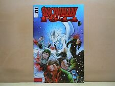 SNOWMAN: 1944 #2 of 3 1997 Entity Comics MATT MARTIN  9.0 VF/NM Uncertified
