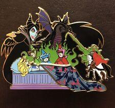 Disney Sleeping Beauty Maleficent Betrayal Yoyo Fantasy Le Pin