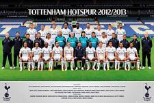 Tottenham Hotspur Team Photo 2012-13 - Maxi Poster 61cm x 91.5cm (new & sealed)