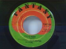 """CREEDENCE CLEARWATER REVIVAL """"PROUD MARY / BORN ON THE BAYOU""""  45"""