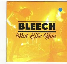 (EZ559) Bleech, Not Like You - 2013 DJ CD