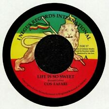 "COS TAFARI - Life Is So Sweet - Vinyl (7"")"