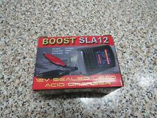 Fusion boost sla12 12v sealed lead acid BATTERY CHARGER