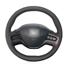 Leather Steering Wheel Cover for Honda Civic Old Civic Honda Civic Civic 8 06-11