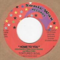 Tortured Soul Home To You Sonic Wax SW-005 Soul Northern Motown