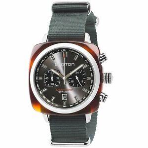 Briston Clubmaster Sport Quartz Men's Watch 17142.SA.TS.11.NG
